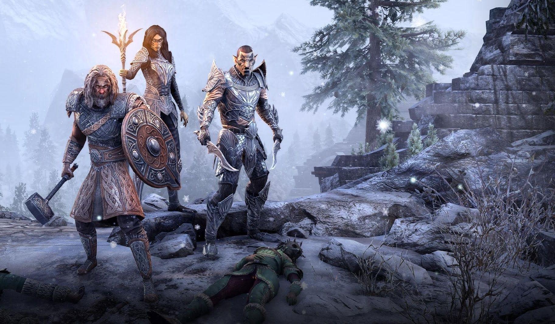 Очки навыков в The Elder Scrolls Online: Как их получить?