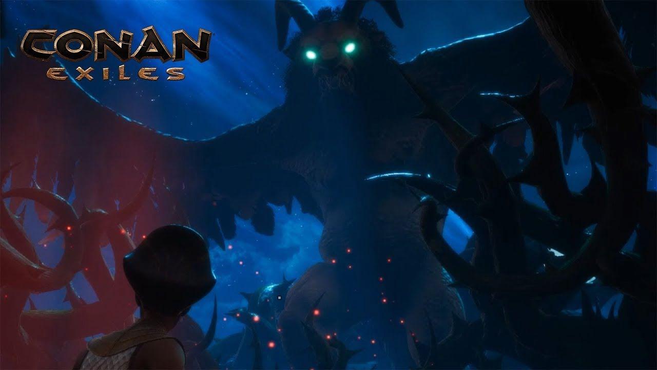 Полуночная Роща в Conan Exiles: Гайд по прохождению