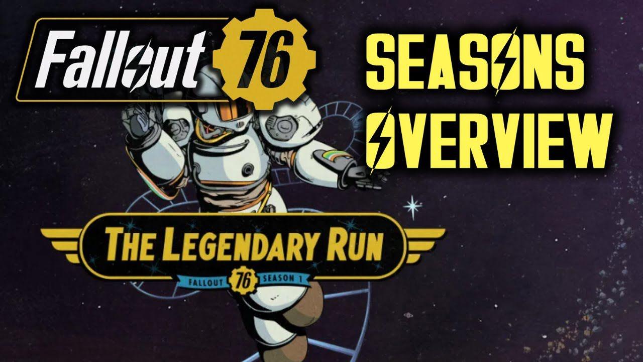 Сезон 1 в Fallout 76: Дата выхода и Награды