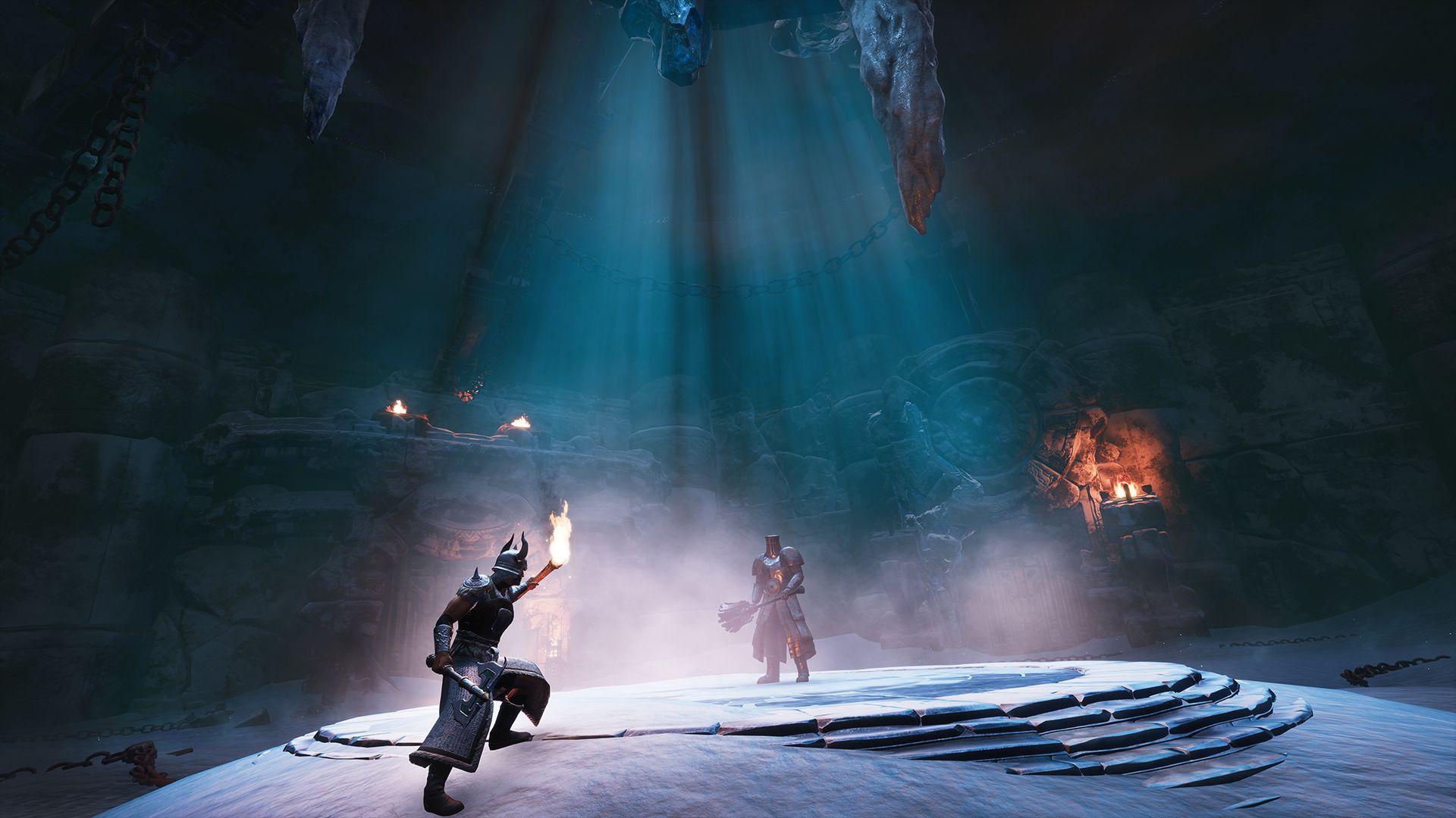 Святилище Воителя в Conan Exiles: Гайд по прохождению
