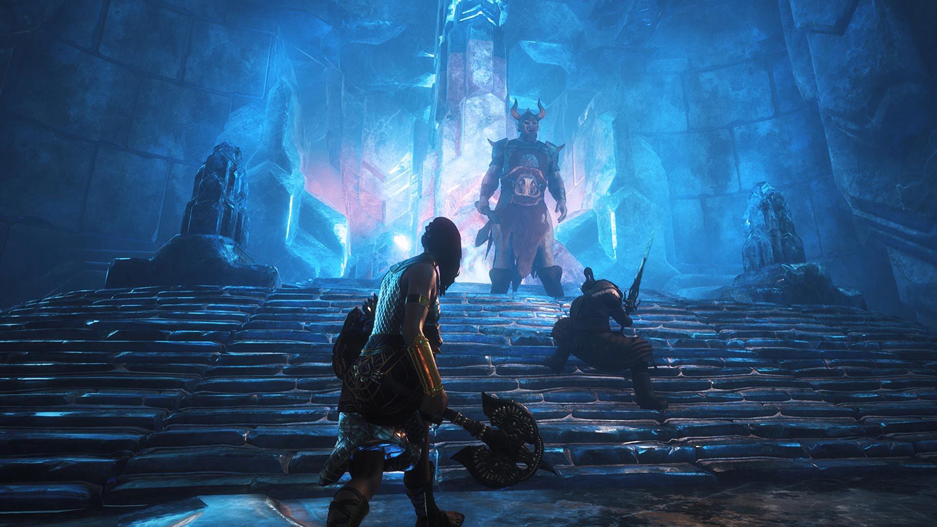 Метательное оружие в Conan Exiles: Топоры