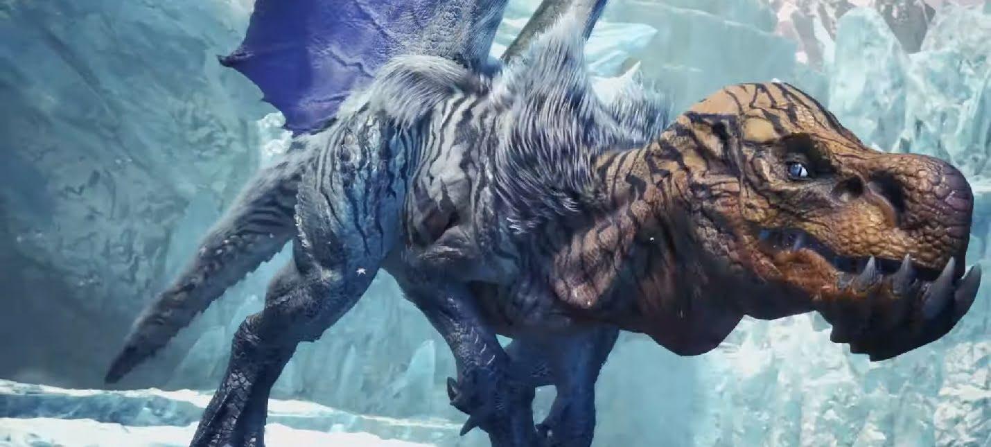 Как убить всех монстров в Monster Hunter World: Iceborne — Часть 2