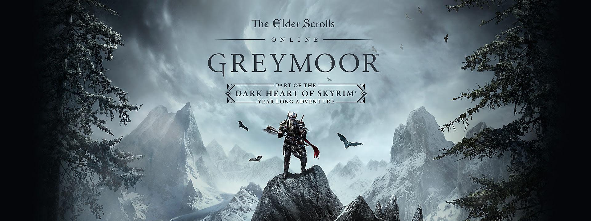 The Elder Scrolls Online: Greymoor уже доступна на русском языке!