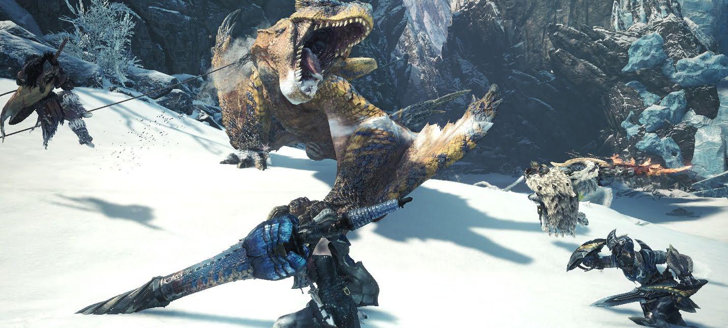 """Лучшее оружие в Monster Hunter World: Iceborne — Оружие с наивысшим """"чистым"""" уроном"""