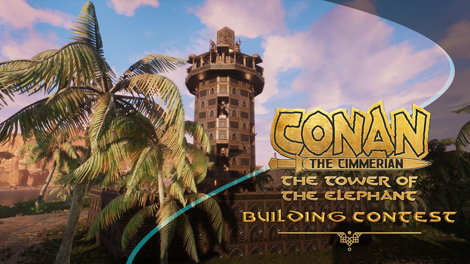 Строительный конкурс: Башня слона
