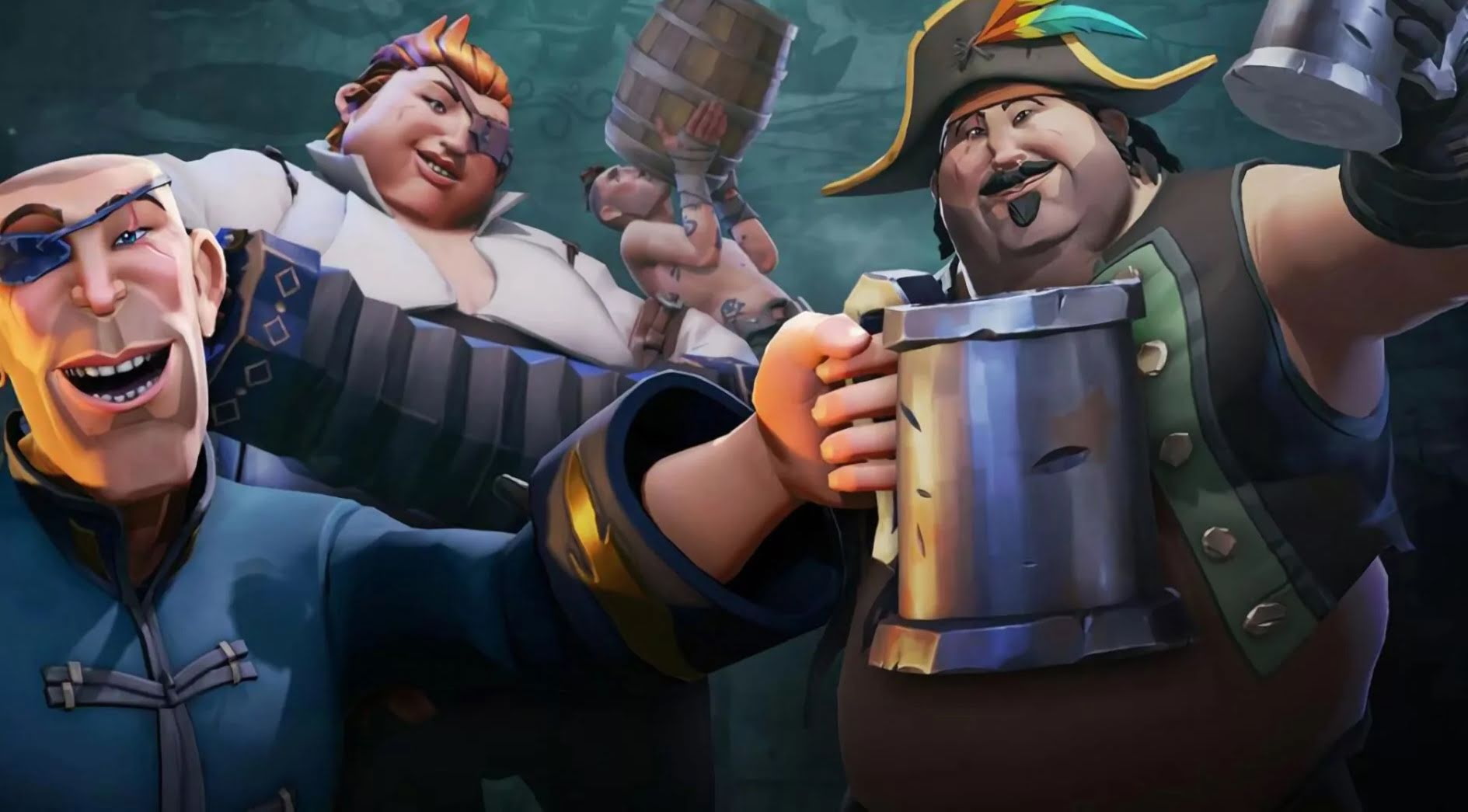 Гайд для продвинутых игроков в Sea of Thieves