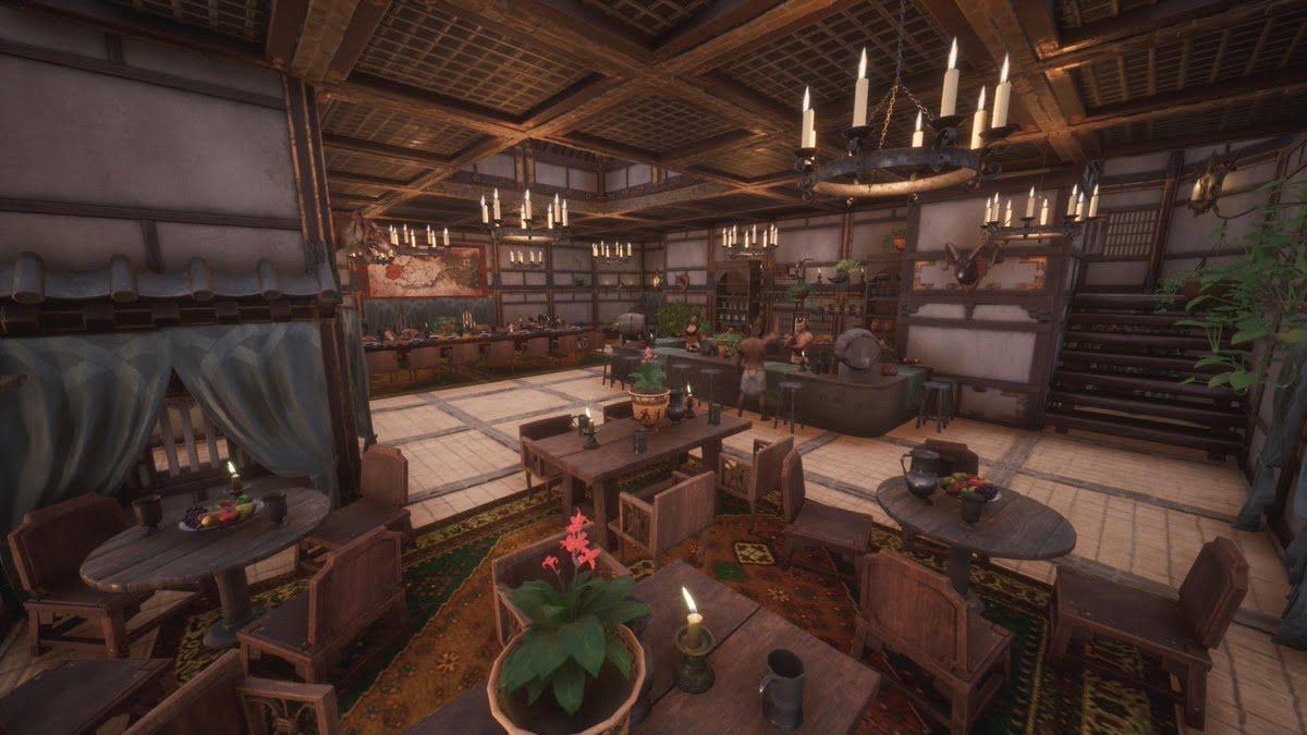 Торговцы в Conan Exiles: Что они продают, и где их найти?