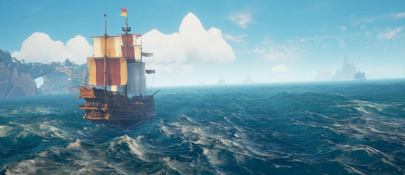 Первое плаванье в Sea of Thieves: Полезные советы